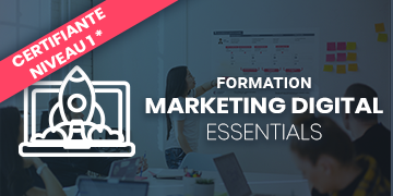 Formation Marketing Digital Essentials